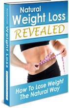 Natural Weight Loss Secrets Revealed